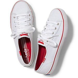 Keds Double Up Canvas Sneakers
